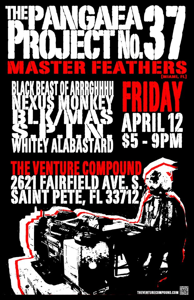 Master Feathers Florida Tour 2013