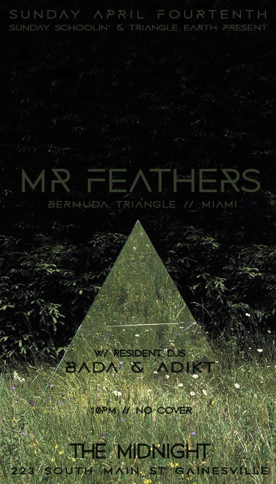 Master Feathers Florida Tour 2013